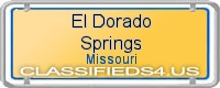 El Dorado Springs board
